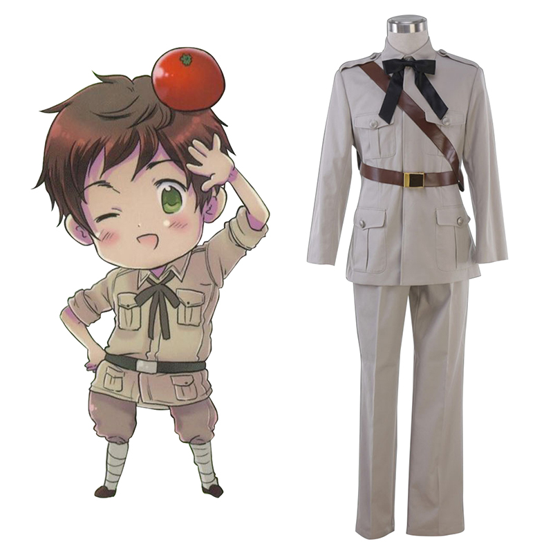 Axis Powers Hetalia Spain Antonio Fernandez Carriedo 1 Cosplay Costumes Canada