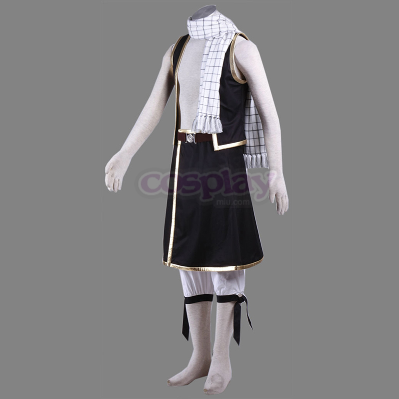 Fairy Tail Natsu Dragneel 1 Cosplay Costumes Canada