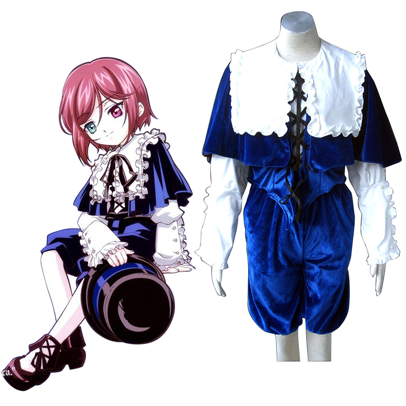 Rozen Maiden Souseiseki Cosplay Costumes Canada