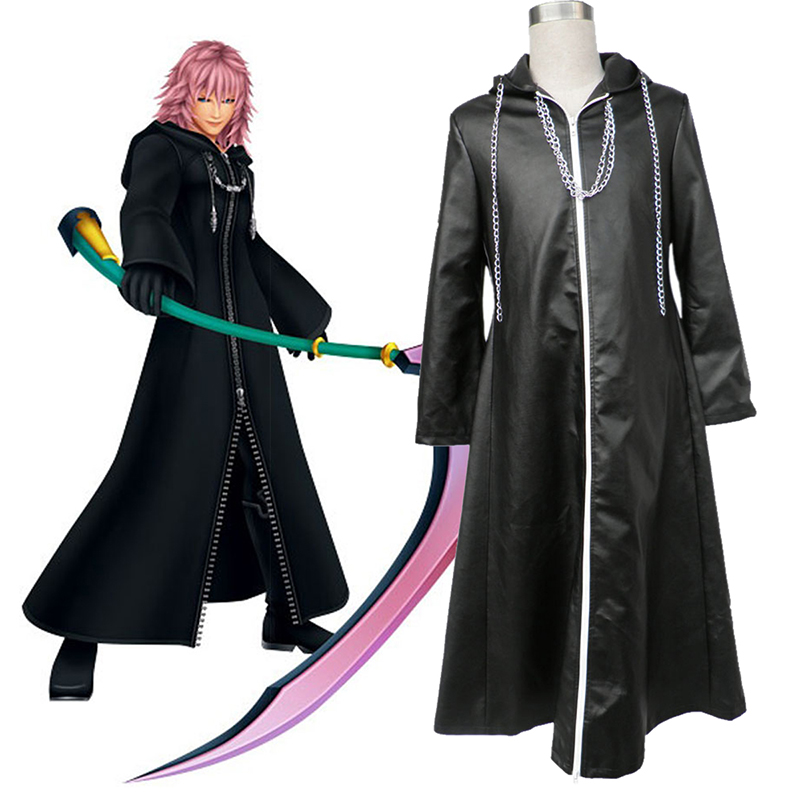 Kingdom Hearts Organization XIII Marluxia 2 Cosplay Costumes Canada