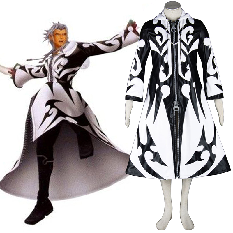 Kingdom Hearts Xemnas 1 Cosplay Costumes Canada