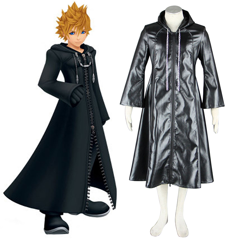 Kingdom Hearts Organization XIII 3 Roxas Cosplay Costumes Canada