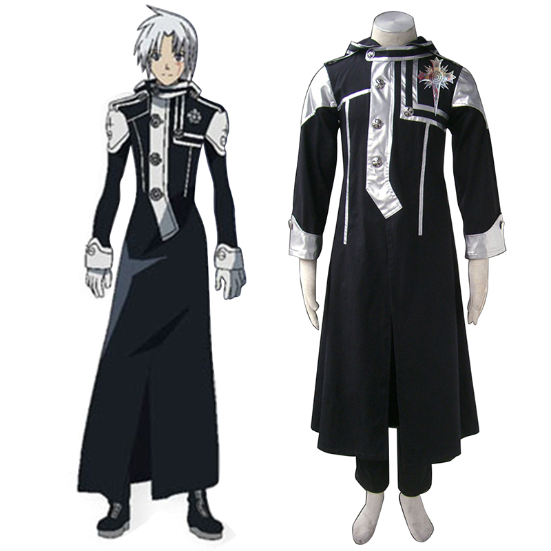 D.Gray-man Allen Walker 1 Cosplay Costumes Canada