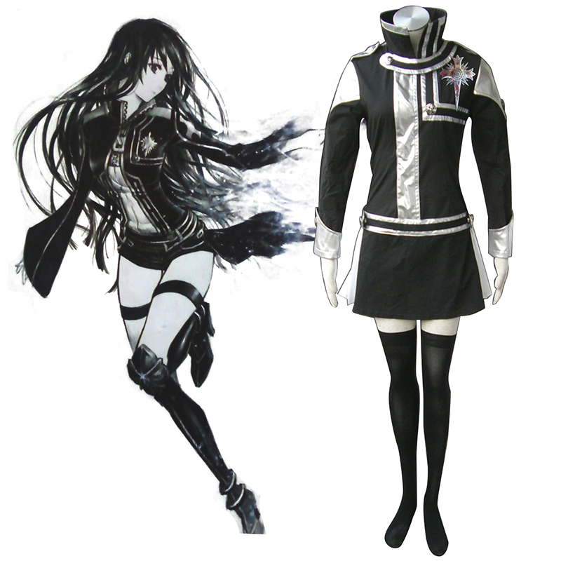 D.Gray-man Lenalee Lee 1 Cosplay Costumes Canada