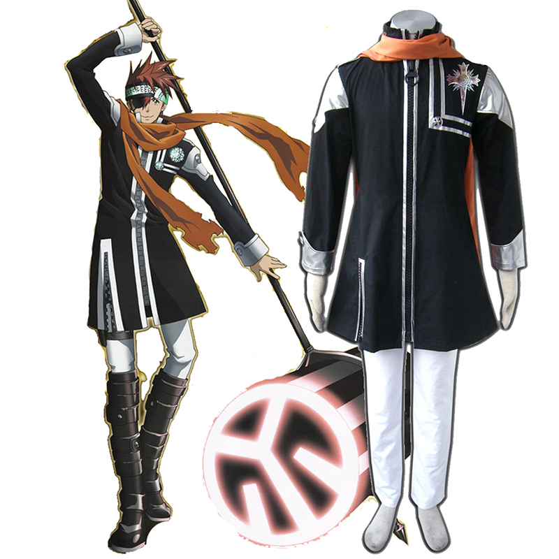 D.Gray-man Lavi 1 Cosplay Costumes Canada