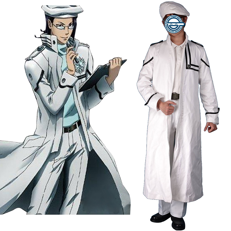 D.Gray-man Komui Lee 1 Cosplay Costumes Canada