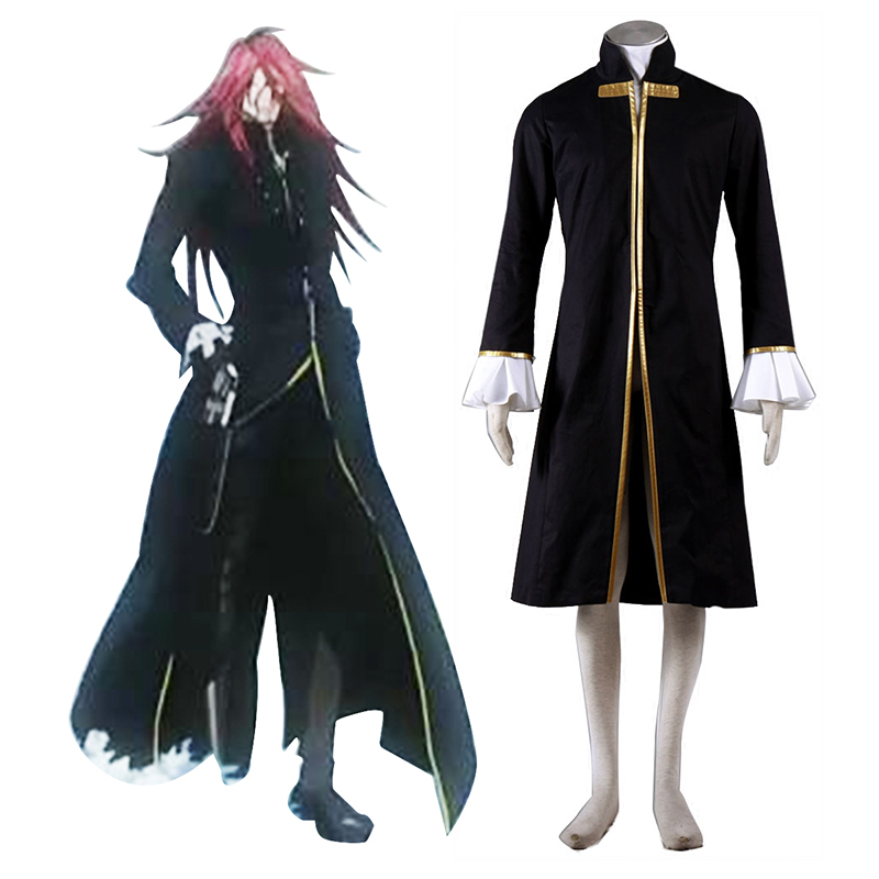 D.Gray-man Cross Maria 1 Cosplay Costumes Canada