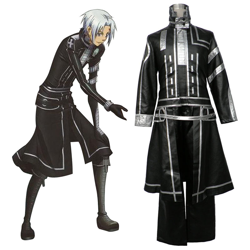 D.Gray-man Allen Walker 2 Cosplay Costumes Canada