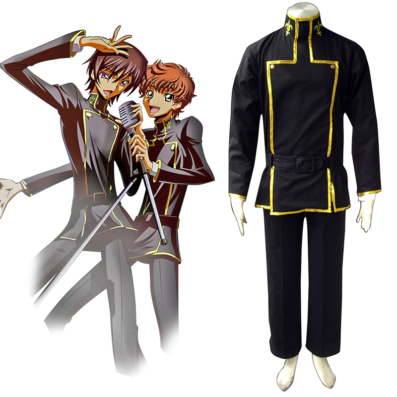 Code Geass Lelouch Lamperouge 1 Cosplay Costumes Canada