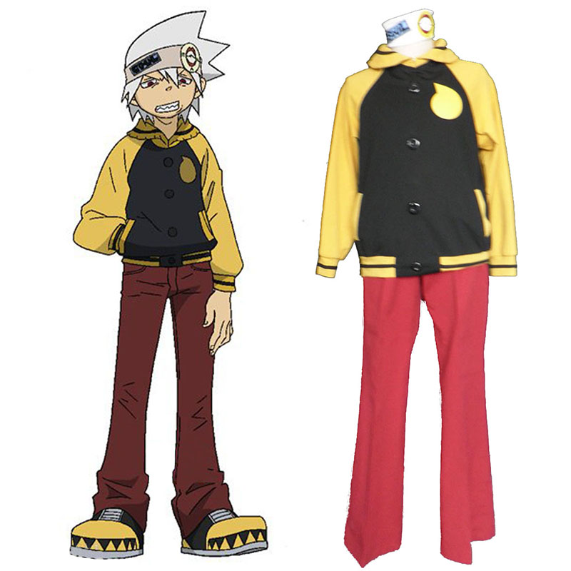 Soul Eater SOUL 1 Cosplay Costumes Canada