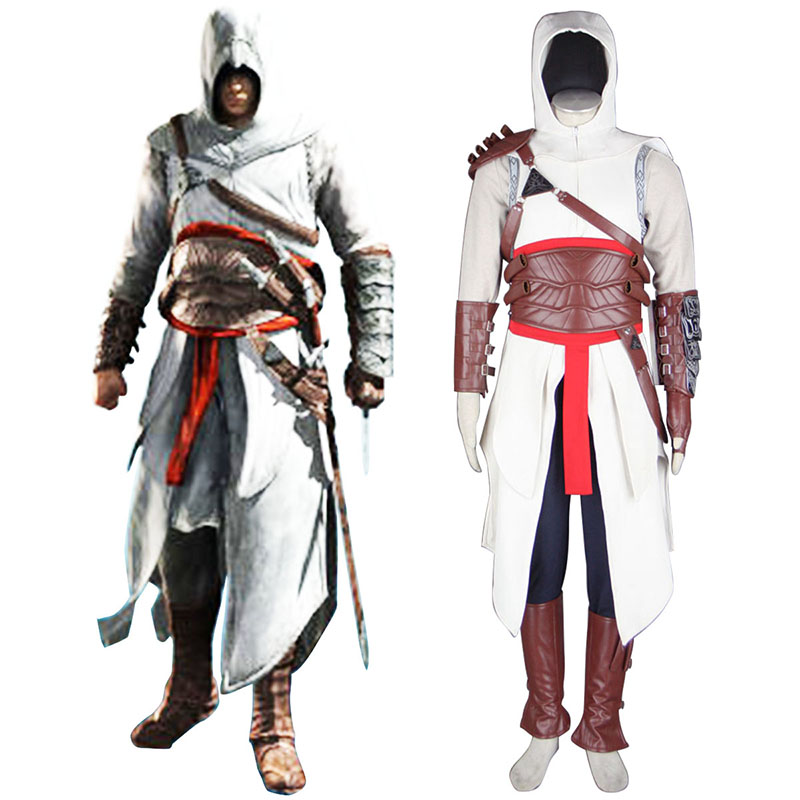 Assassin's Creed Assassin 1 Cosplay Costumes Canada