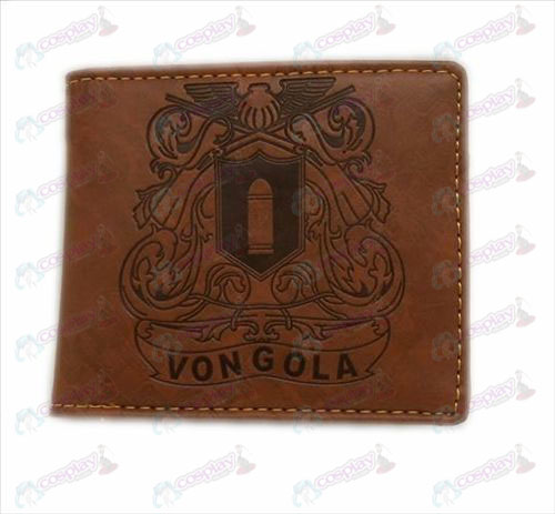 DReborn! Accessories Wallets (Jane)
