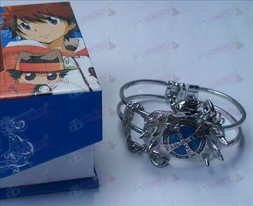Reborn! Accessories cloud bracelet Ver.X (blue)