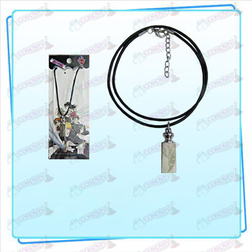 Bleach Accessories weights black rope necklace