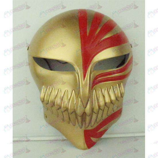 Bleach Accessories Mask Mask (Gold)