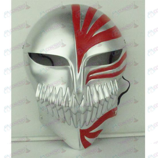 Bleach Accessories Mask Mask (silver)