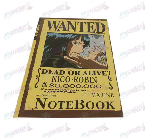 Robin notebook