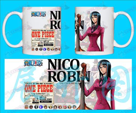 H-One Piece Accessories Mugs ROBIN