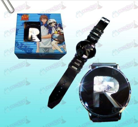 The Prince of Tennis AccessoriesR word black watches