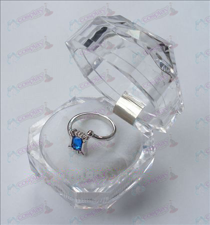 Black Butler Accessories sapphire ring (small)