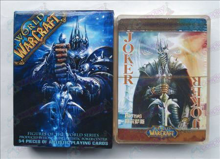 Hardcover edition of Poker (World of Warcraft Accessories)