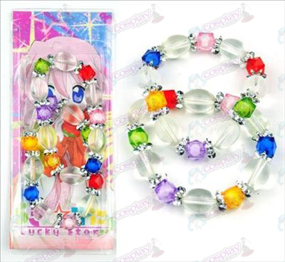 Blister card Lucky Star Accessories Hands-chain