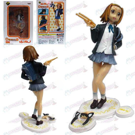 K-On! Accessories hand to do the D-Ritsu Tainaka
