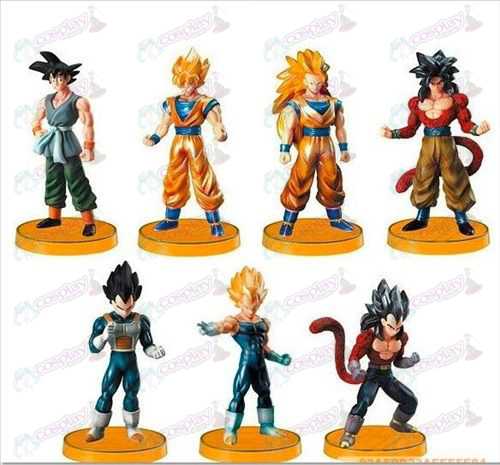 16 on behalf of the base 7 of the Dragon Ball Accessories Kit (Jane)