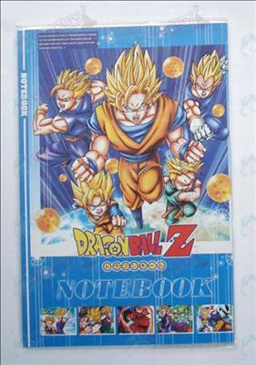 Dragon Ball Accessories Notebook