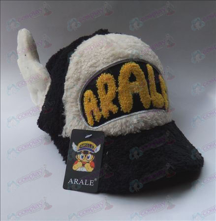 Ala fluff hat (black)