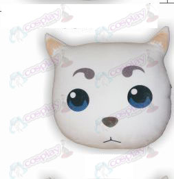 Gin Tama Accessories Sadaharu plush pillow