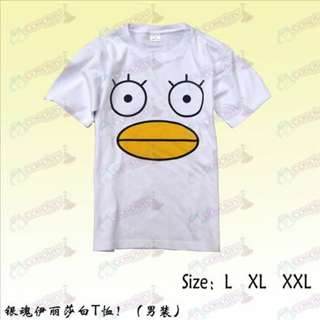 Gin Tama Accessories Elizabeth T-shirt (Men)