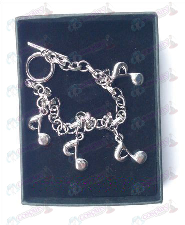 Nodame Cantabile Accessories single note bracelet (box)