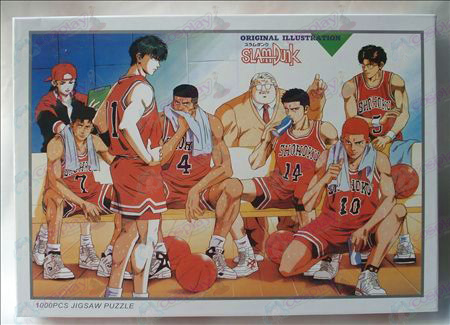 Slam Dunk Accessories puzzles 10-260