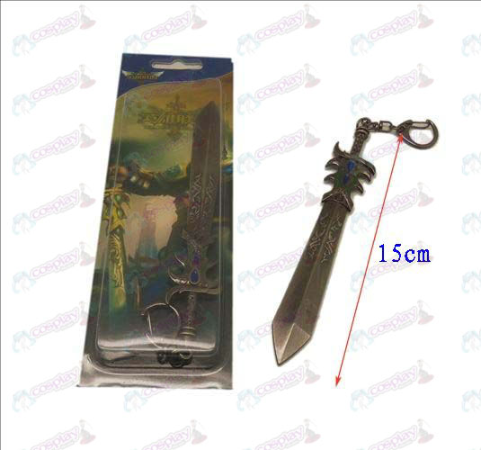 League of Legends Accessories Knife buckle 14 (gun color) color