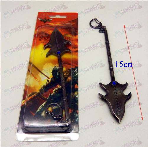 League of Legends Accessories knife buckle 3 (gun color)