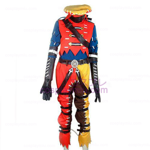 Hack G.U Triedge Cosplay Costumes