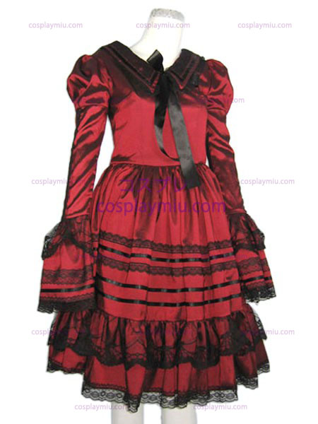 hot selling lolita cosplay costume