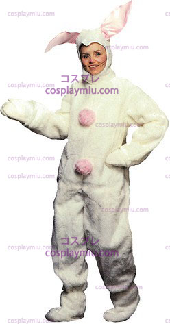 Bunny Suit Mens Xlarge White