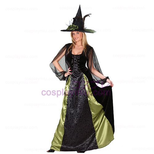 Goth Maiden Witch Adult Costume