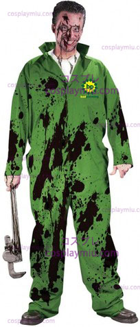 Oil Worker Adult Costume