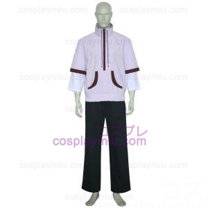 Chobits Shinbo Hiromu Cosplay Costume