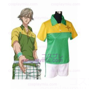 The Prince Of Tennis Shitenhoji Middle School Summer Uniform Cosplay Costume
