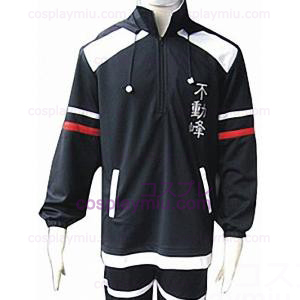 The Prince Of Tennis Winter Jacket Cosplay Costume