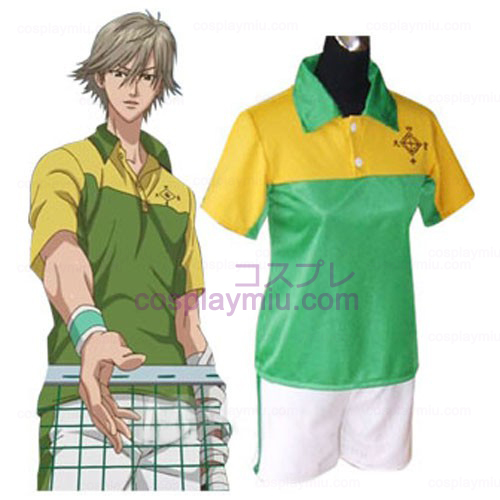 Prince Of Tennis Shitenhoji Middle School Summer Uniform Cosplay