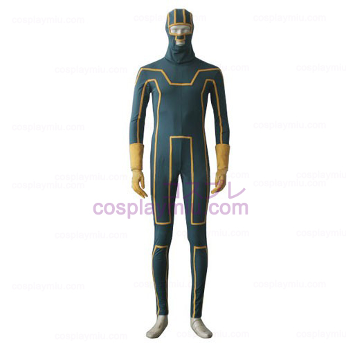 Kick-Ass Kick Ass Cosplay Costume