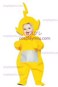 Teletubbies LaaLaa Toddler Costume