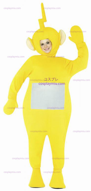 Teletubbies Laalaa Adult Costume