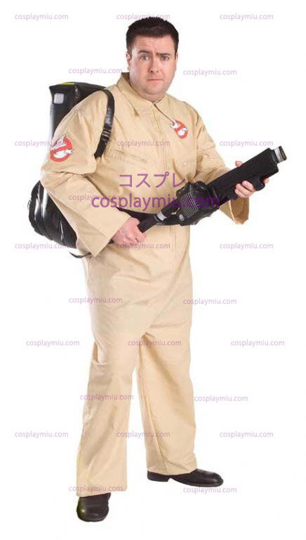 Ghostbuster Plus Size Adult Costume