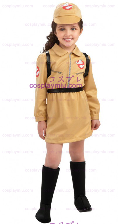 Ghostbusters Girl Costume